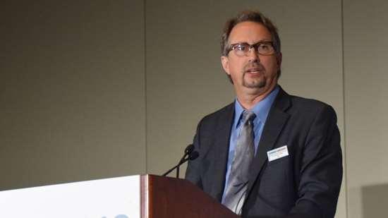 Dr. Greg Hyatt, senior VP and CTO, DMG MORI Advanced Solutions Inc.
