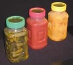 Wide-mouth, OPP barrier bottles