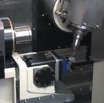 Willemin bar fed machining center