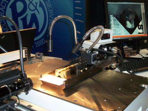 Winslow Engineering tool measurement