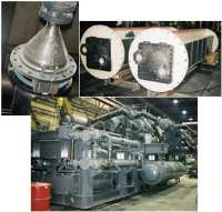 Workpieces produced at Ascension