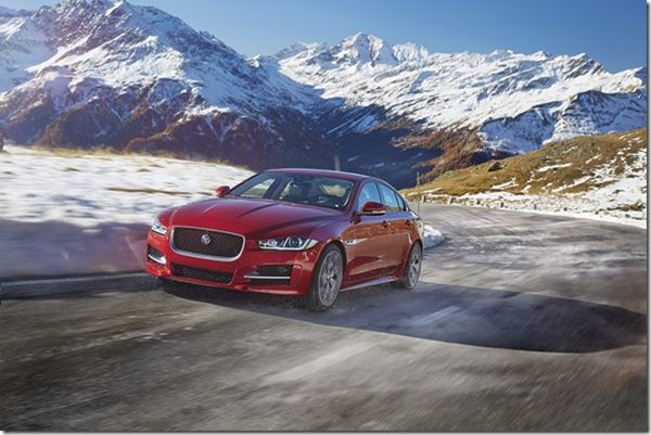 Jaguar XE Uses Recycled Aluminum image