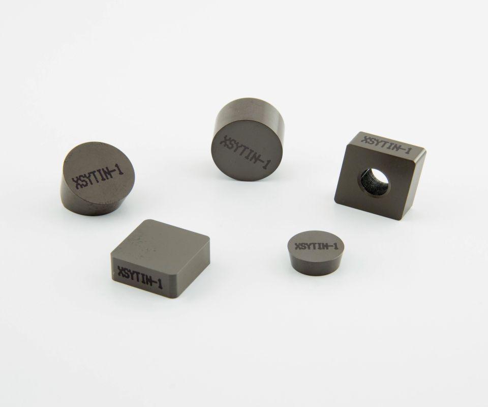 Greenleaf's Xsytin-1 grade ceramic composite inserts