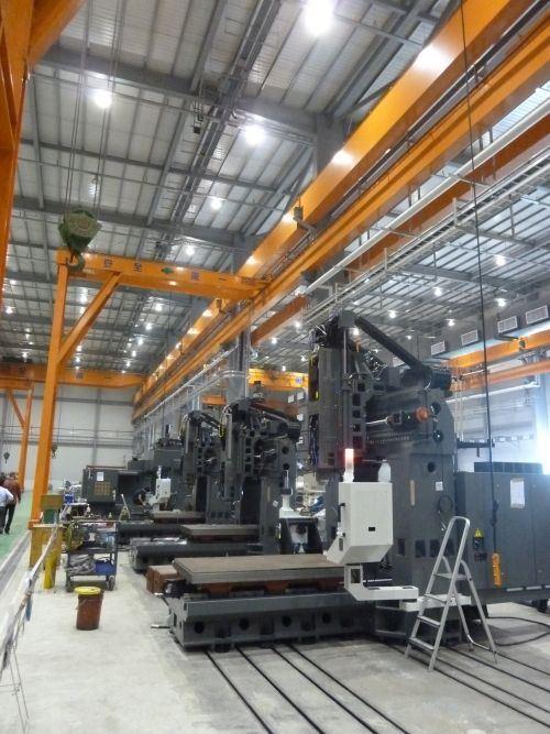 Yeong Chin Machinery Industries Co., Ltd. (YCM)