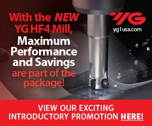 YG HF4 Mill