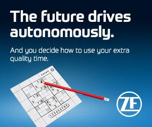 ZF future drive autonomously