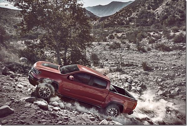 Chevy's ZR2, Ford's Apple Pick & More image