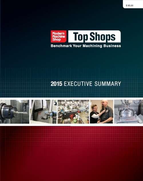 Top Shops Executive Summary 2015