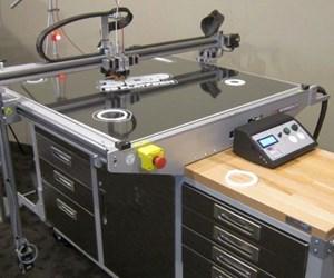 3D platform workbench