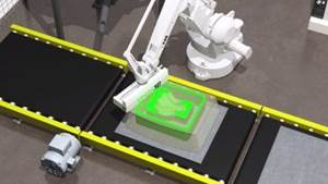 Video: Additive Manufacturing Robot for Foundry Molds