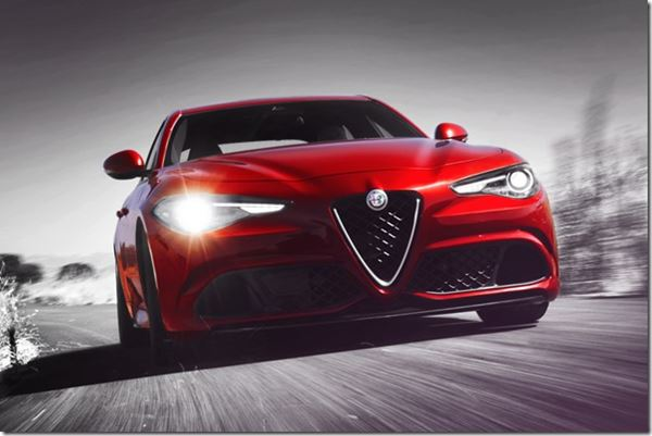 Alfa Romeo Giulia in Depth image
