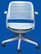 All-plastic Cachet chair