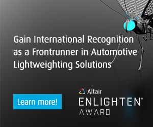 Altair Frontrunner in Automotive