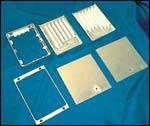 aluminum electronics enclosure