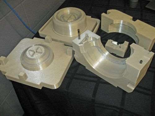 molded parts