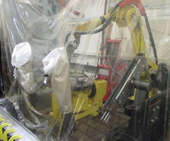 Huntingdon Fusion Techniques flexible enclosure