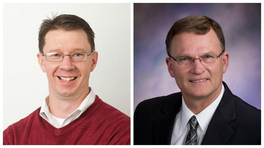 Wade Anderson, Okuma, and Robert Mudge, RPM Innovations