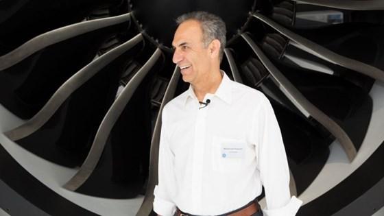 GE Additive's Mohammad Ehteshami