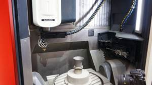 Hybrid Machine Tools Won't Need CNC Advances, Siemens Says