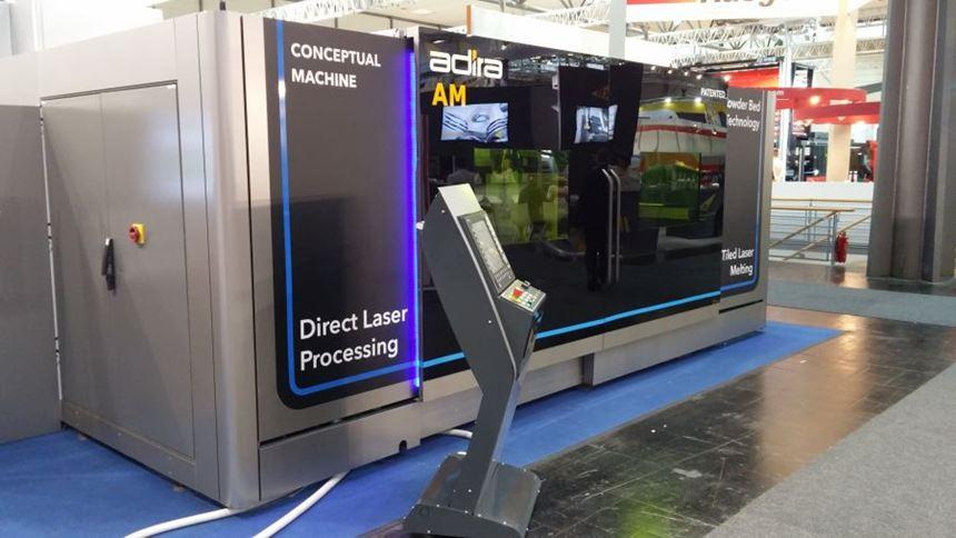 Adira conceptual machine
