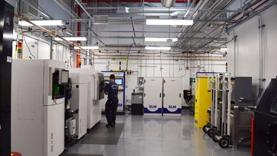 Honeywell new additive manufacturing facility