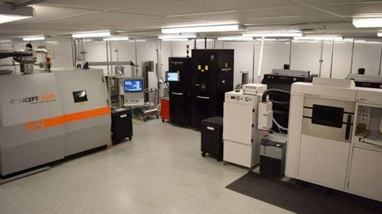Honeywell additive manufacturing facility