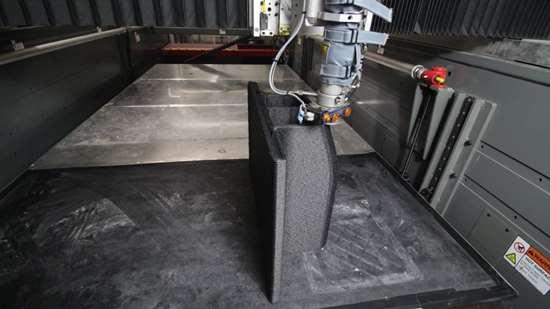 Composites layup tool