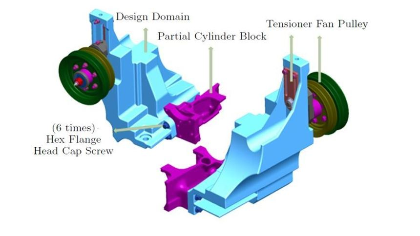 Current diesel engine support