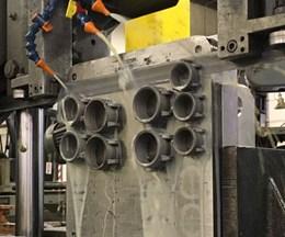 Metal 3D-printed parts