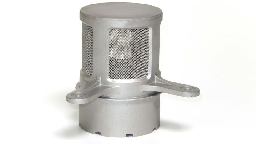 3D-printed vent cap