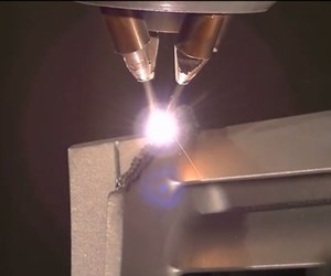 Metal deposition 3D printing