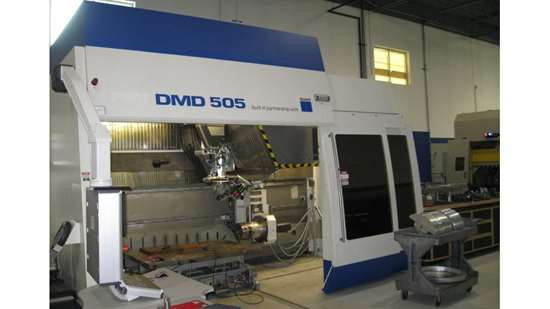 DM3D DMD 505