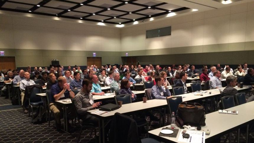 National Forum on Additive Manufacturing Education and Training attendees