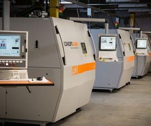 powder-bed additive manufacturing machines