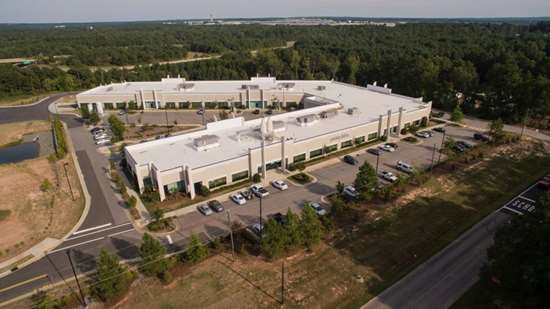 Proto Labs facility in North Carolina