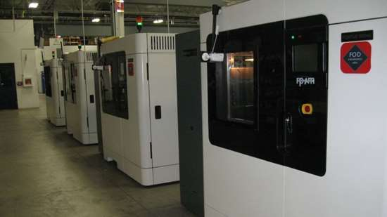 FDM machines