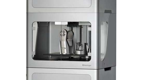 Metal X MarkForged metal 3D printer