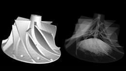 Micro CT scan illustration