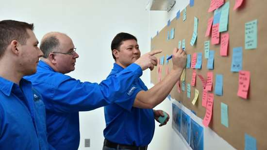 Streamline planning session