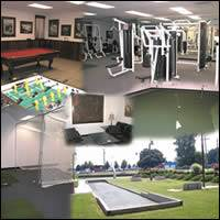 Amenities are available to all employees