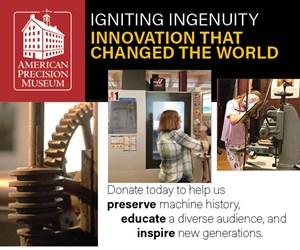 美国精确博物馆保存和鼓舞人心。