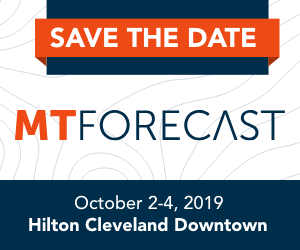 Save the date for MTForecast 2019!