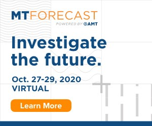 Investigate the future at MTForecast October 27-29