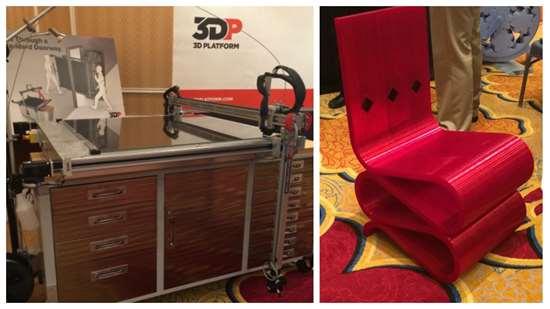 3D Platform AM workbench
