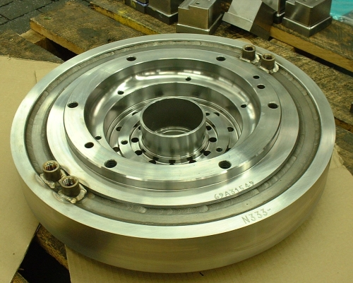 wheel mold