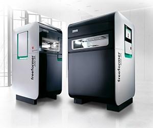 freeformer 200-3X and freeformer 300-3X
