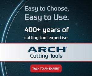 ARCH Cutting Tools - Easy to Choose, Easy to Use.