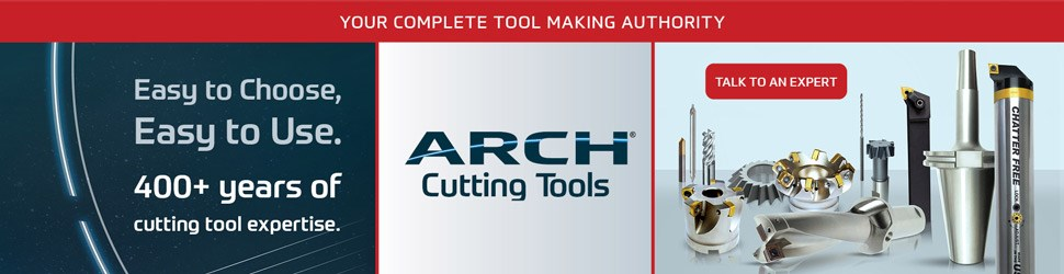 ARCH Cutting Tools - Easy to Choose, Easy to Use