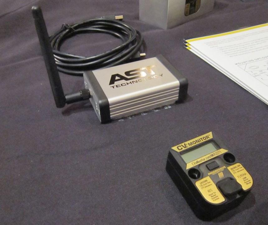 AST cvt monitor