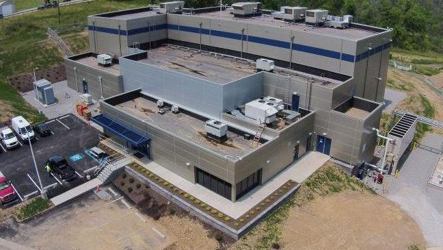Alcoa production facility